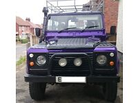 Land Rover 90 (DEFENDER) 4X4 Lots of extras