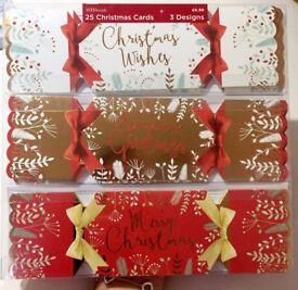 25 Brand New Christmas Cards