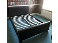 Double bed frame. In excellent condition.