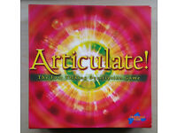 ARTICULATE The Fast Talking Description Game Articulate! Memory Game Fun Party Game FULLY Complete