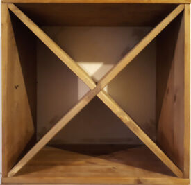 Wine Storage Cube Rack. Up to 27 available