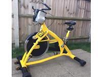 Trixter spin bike x-bike vgc Can deliver