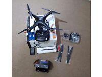 Delta Drone - Kaiser Baas, Quadcopter