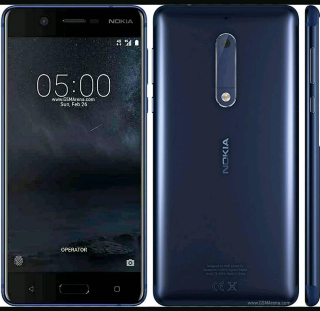 Nokia 5 Unlocked **Brand New** **Android**