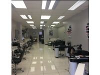 Hairdresser and barber chairs to rent in Kilburn high road