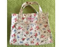 Cath Kidston Cream Floral Handbag