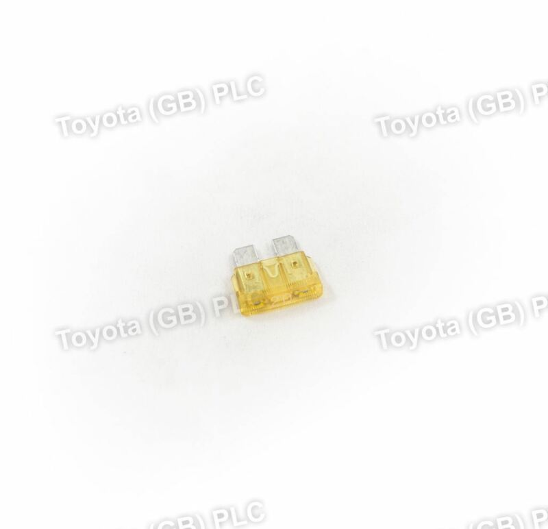 Genuine Lexus Fuse Block 20A - 9098209004