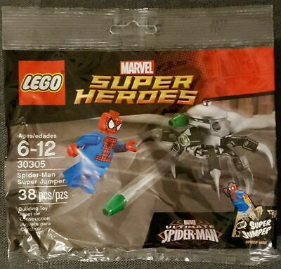 Lego Spider-Man Super Jumper Polybag 30305 NEW SEALED