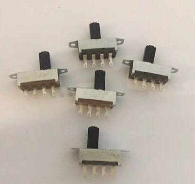 5 Und Lab Inc List 4-pin Switche Mini Circuit Soldered Tiny 5aa Cdc 125 V It423
