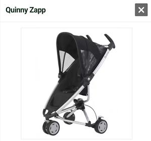 Quinny Zapp Stroller Meadowbank Ryde Area Preview