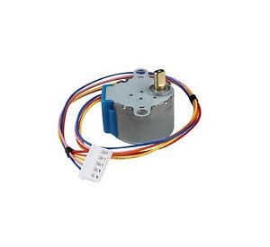 12 volt gear reduction motor ebay for Servo motor 12v dc