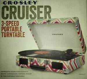 PORTABLE TURNTABLE (NEW SEALED, RRP $230) RECORD PLAYER, LP VINYL Sydney City Inner Sydney Preview