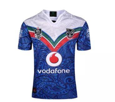New Zealand Warriors League Jersey