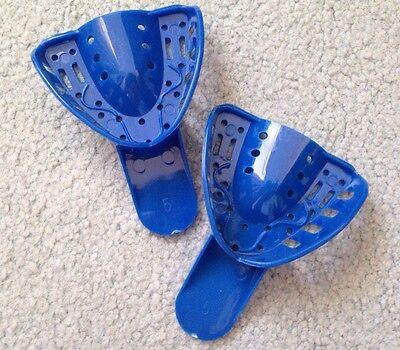Dental Impression Trays 5 Disposable Small Upper 12pcs