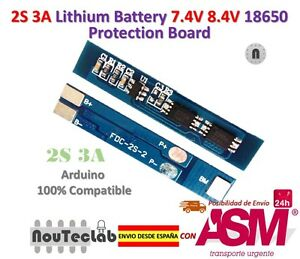 2S-3A-Li-ion-Lithium-Battery-7-4v-8-4V-18650-Charger-Protection-Board-BMS-PCM