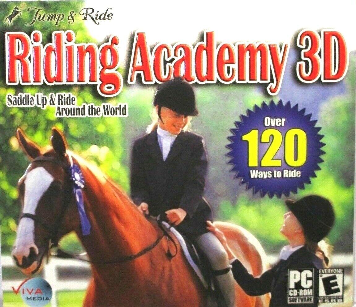 Jump & Ride Riding Academy 3D PC Games Windows 10 8 7 XP Com