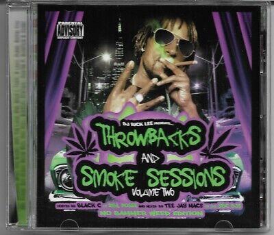 Black-C of RBL - Throw Backs & Smoke Sessions Volume 2 * IMP * 415 * 2Pac * RARE
