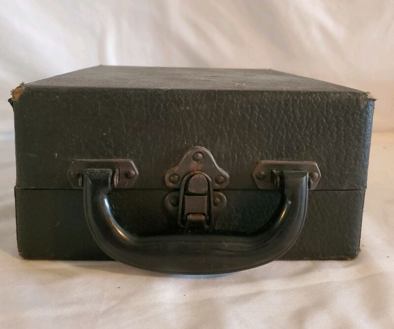 Vintage Stenograph, Standard Model, Court Reporter w/ Case, Good Condition