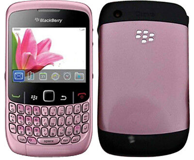 New other RIM BlackBerry Curve 2 8530 - PINK Cell Phone (Sprint) Smartphone WiFi on Rummage