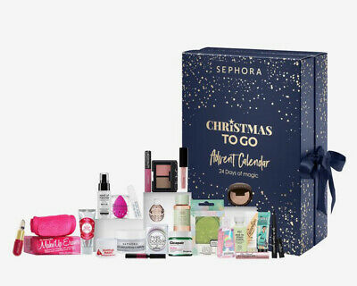 "SEPHORA ""LUXURY BEAUTY ADVENT CALENDAR"" Luxury 2018 Christmas BNIB IN STOCK USA"