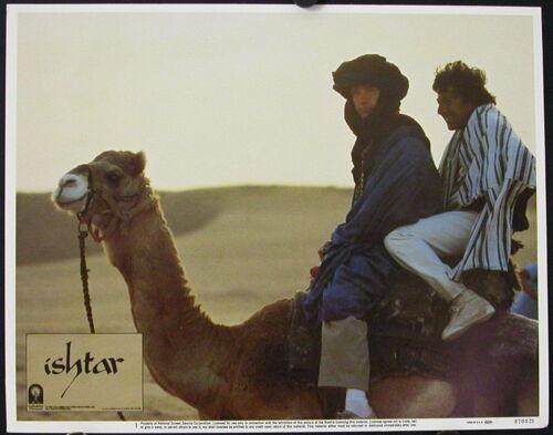 Ishtar (1987) US Lobby Card Set WARREN BEATTY DUSTIN HOFFMAN