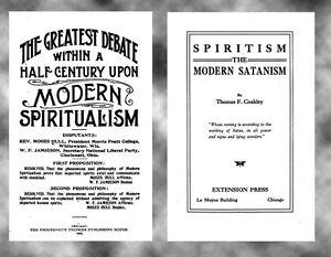 Dangers-of-Spiritism-the-Occult-60-Books-on-CDrom
