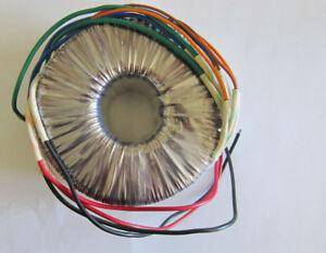 AN-8436 - 800VA 36V x2 + 12V + 18V Power Transformer