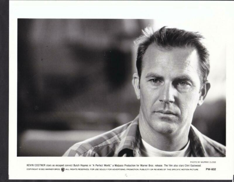Kevin Costner face closeup A Perfect World 1993 movie photo 33977