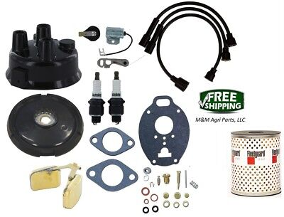 John Deere 320 330 40 420 430 M Mt 2 Cyl Tractor Tune Up Maintenance Kit