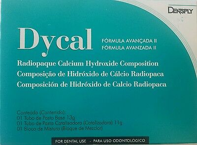 Dentsply Dycal Dentin Radiopaque Calcium Hydroxide Dental Pulp Cap