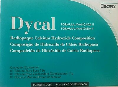 Dentsply Dycal Dentin Radiopaque Calcium Hydroxide Dental Pulp Cap Exp 112019