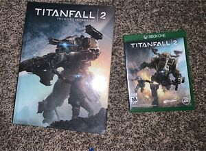 Xbox one Titanfall 2 with guide