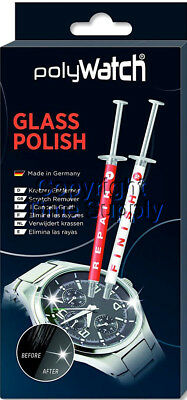 POLYWATCH HIGH-TECH SCRATCH REMOVER GLASS POLISH 1 (High Tech Glasses)