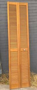 Bifold louvre wardrobe doors Trigg Stirling Area Preview