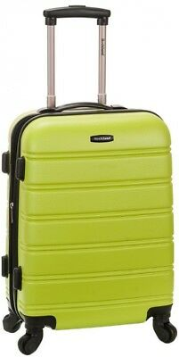 ROCKLAND 20 in. Carry-On Luggage Expandable Hard-Side with S