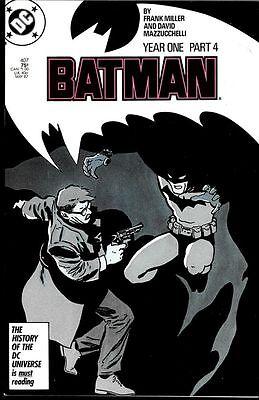 BATMAN #407 UNGRADED NM/MINT 1987 NOT CGC