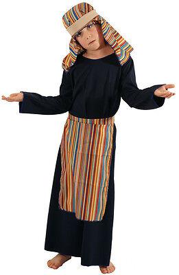 Bibel geschichte-krippe gestreiften Gastwirt Kostüm Outfit JEDES (Gastwirt Kostüm)
