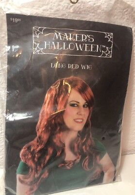 New- Maker's Halloween costume Cosplay Wig 26