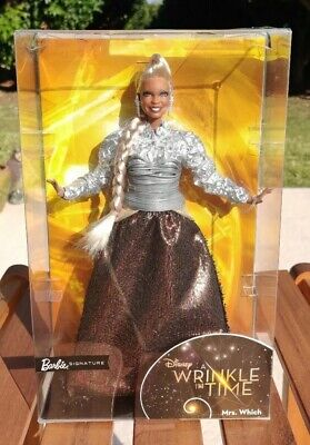 Disney Signature Barbie Collector A Wrinkle in Time Mrs. Which (Oprah Winfrey)