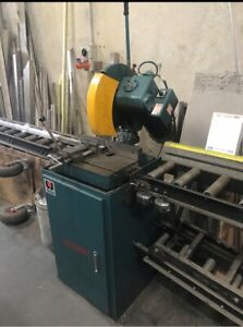 Cold saw - Brobo S350 including roller table
