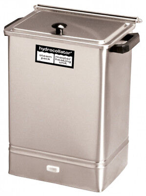 Chattanooga Hydrocollator E-1 Stationary Heating Unit W 3 Std 1 Cervical Hotpacs