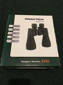 Praktica Diana 8x56 Binoculars