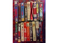 30+ VHS Tapes