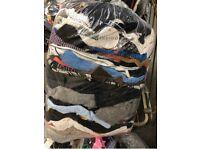 $1500 Men/'s Women/'s Kid/'s Clothing Apparel Wholesale Mixed Lot READ DESCRIPTION