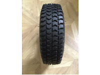 Mobility Scooter tyre 4.10/3.50-5 black Block