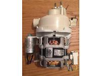 Dishwasher pump spare