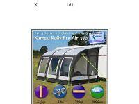 Kampa rally pro 390 air awning