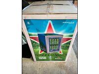 Official Heineken Euro 20 beer fridge BRAND NEW IN BOX