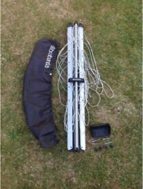 Brabantia Wall Fix Clothes Airer/washing line