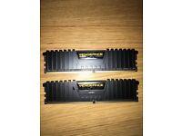 Corsair Vengeance LPX 4GB 2400MHz DDR4 Memory/RAM Module